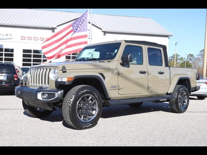 New 2020 Jeep Gladiator Overland - 537076555