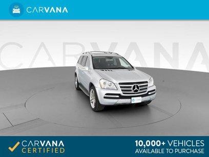 Used 2012 Mercedes-Benz GL 550 4MATIC - 544196421