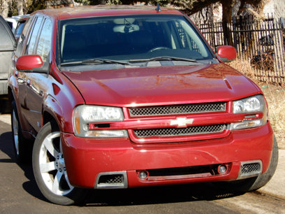 2007 Chevrolet Trailblazer Ss >> 2007 Chevrolet Trailblazer For Sale Autotrader