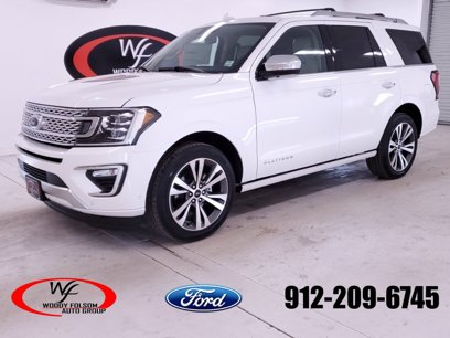 New 2020 Ford Expedition 2WD Platinum - 534441668