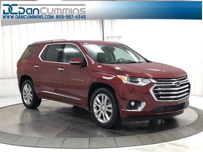 New 2020 Chevrolet Traverse AWD High Country - 538705172