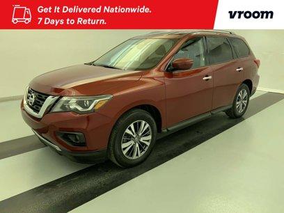 Used 2019 Nissan Pathfinder SV - 564345361