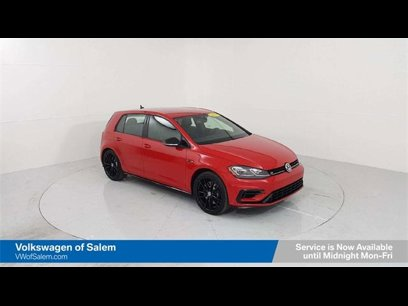 New 2019 Volkswagen Golf R 4-Door - 525610867