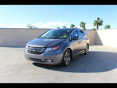 Certified 2015 Honda Odyssey Touring - 547714717