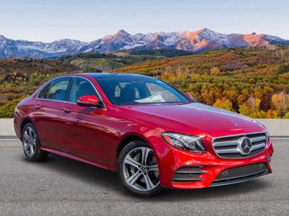 New 2020 Mercedes-Benz E 350 4MATIC Sedan - 527577219