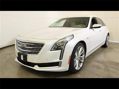 Used 2017 Cadillac CT6 3.0T Platinum AWD - 530388371