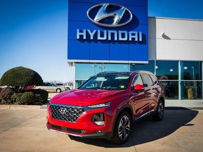New 2020 Hyundai Santa Fe FWD Limited - 538931011