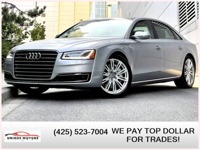 Used 2015 Audi A8 L 3.0T - 595854661