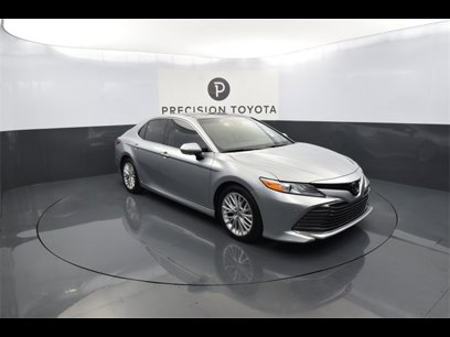 Certified 2018 Toyota Camry XLE - 548631349