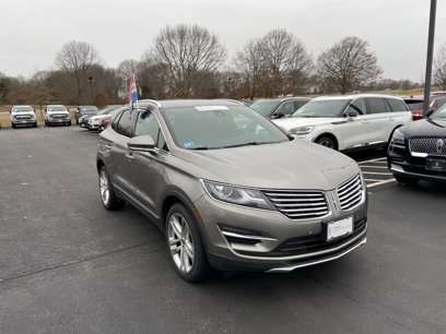 Certified 2017 Lincoln MKC AWD Reserve - 540008697