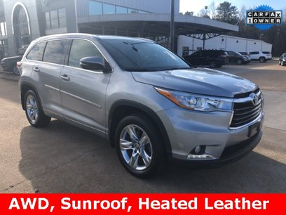 Used 2016 Toyota Highlander Limited - 542055083