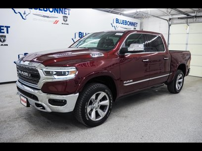 Used 2020 RAM 1500 4x4 Crew Cab Limited - 537892541