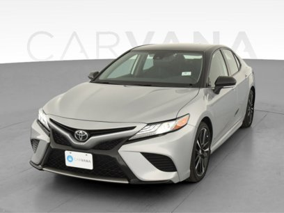 Used 2019 Toyota Camry XSE - 548982509