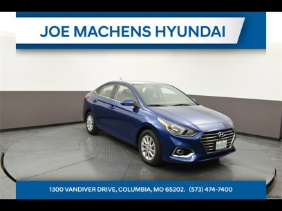 New 2020 Hyundai Accent SEL - 525739498