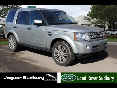Used 2011 Land Rover LR4 HSE - 544934007