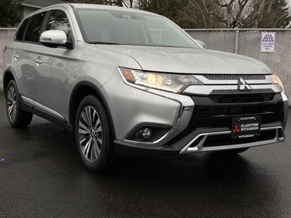 New 2020 Mitsubishi Outlander SE - 535684600