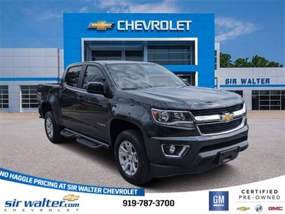 Certified 2017 Chevrolet Colorado LT - 546115603