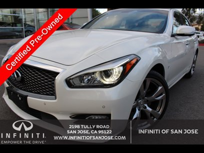 Used 2018 INFINITI Q70 3.7 w/ Sport Package - 542154101