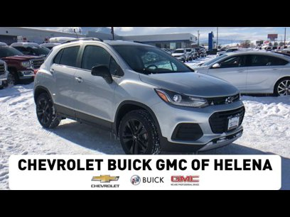 New 2019 Chevrolet Trax AWD LT w/ 1LT - 499727257