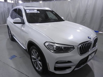 Certified 2018 BMW X3 xDrive30i - 569975031