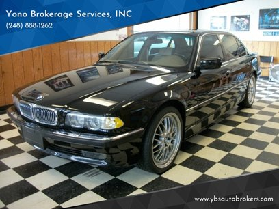 2001 BMW 740iL for Sale - Autotrader