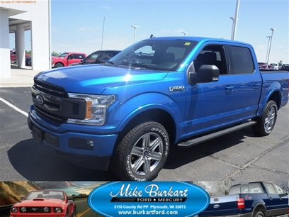 New 2019 Ford F150 XLT - 515742668