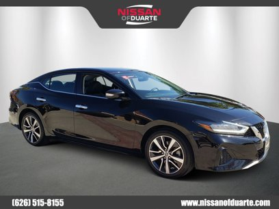 Certified 2019 Nissan Maxima 3.5 SV - 547446861
