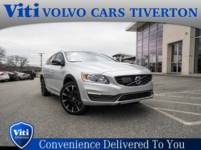 Certified 2017 Volvo V60 T5 Cross Country Premier AWD - 545871185
