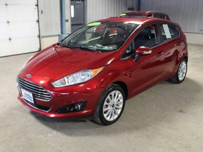Used 2017 Ford Fiesta Titanium Hatchback - 538944269