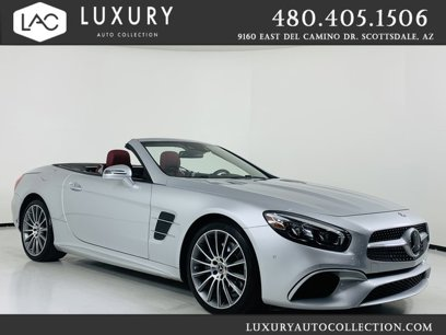 Used 2018 Mercedes-Benz SL 550 - 568113547