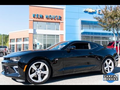 Used 2018 Chevrolet Camaro SS Coupe w/ 2SS - 565606691