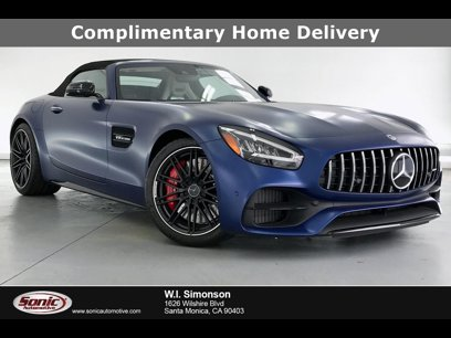 New 2020 Mercedes-Benz AMG GT C Roadster - 556475256