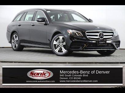New 2019 Mercedes-Benz E 450 4MATIC Wagon - 503635340
