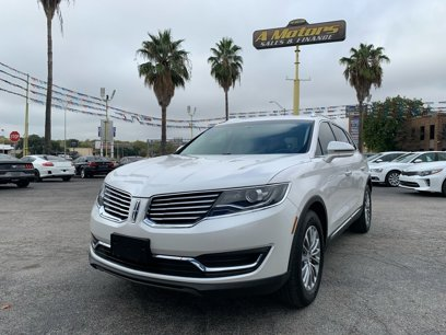 Used 2016 Lincoln MKX FWD Select - 567233051