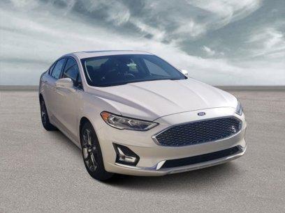 New 2020 Ford Fusion Titanium Hybrid - 526268816
