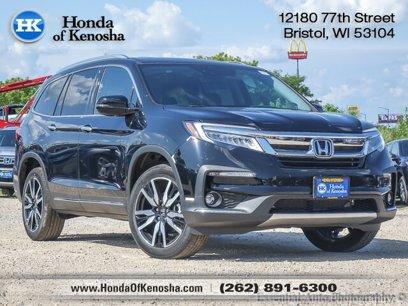 New 2020 Honda Pilot 4WD Elite - 525351839