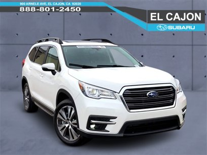 Certified 2019 Subaru Ascent Limited 7-Passenger - 548187640