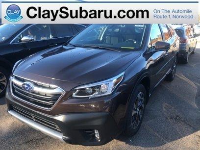 New 2020 Subaru Outback Limited - 531511324