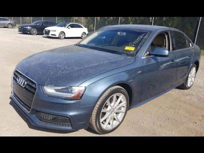 Used 2016 Audi A4 2.0T Premium Plus Sedan - 549005835
