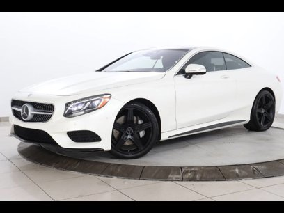 Used 2016 Mercedes-Benz S 550 4MATIC Coupe - 544130490
