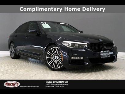 Certified 2017 BMW 530i - 545600553