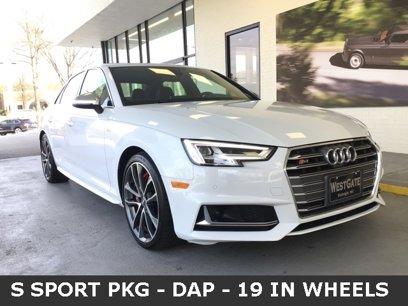 Used 2018 Audi S4 Prestige w/ Prestige Package - 547925654