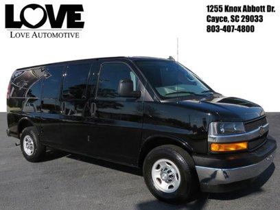 Used 2018 Chevrolet Express 2500 LT Passenger - 539367029