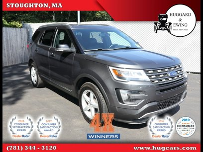 Used 2016 Ford Explorer 4WD XLT - 528759803