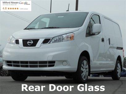 New 2020 Nissan NV200 SV - 544413594