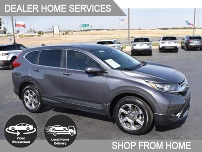 Used 2017 Honda CR-V AWD EX-L - 564361652