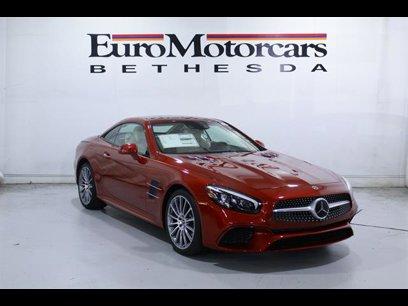 New 2020 Mercedes-Benz SL 450 - 524788310