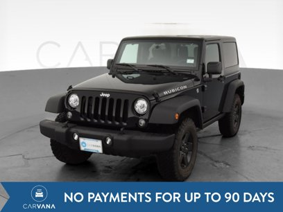 Used 2017 Jeep Wrangler 4WD Rubicon - 549219639