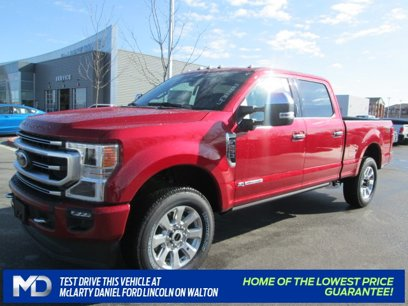 New 2020 Ford F250 Platinum - 547233564