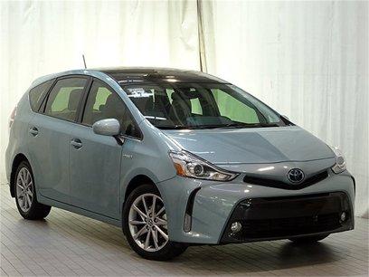 Used 2017 Toyota Prius V Five - 549145804